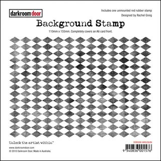 DDBS006_BackgroundStamp_Harlequin