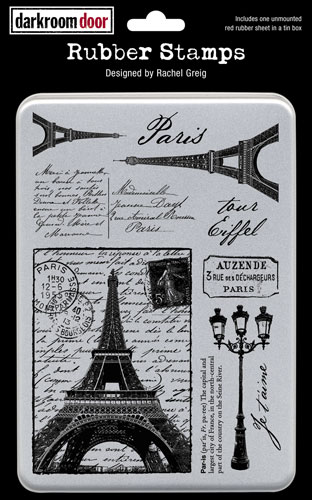 DDRS049_Stamps_Tour_Eiffel