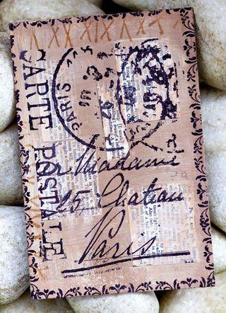 MailArt_Paris_Postcard_1
