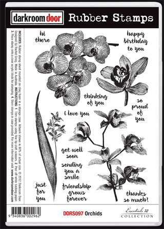 DDRS097_Stamps_Orchids