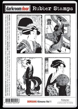 DDRS095_Stamps_Kimono_Vol1
