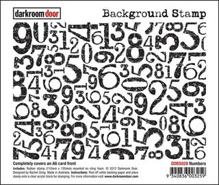 DDBS028_BackgroundStamp_Numbers