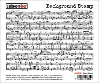 DDBS023_BackgroundStamp_SheetMusic
