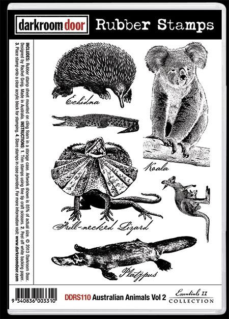 DDRS110_Stamps_AustralianAnimalsVol2