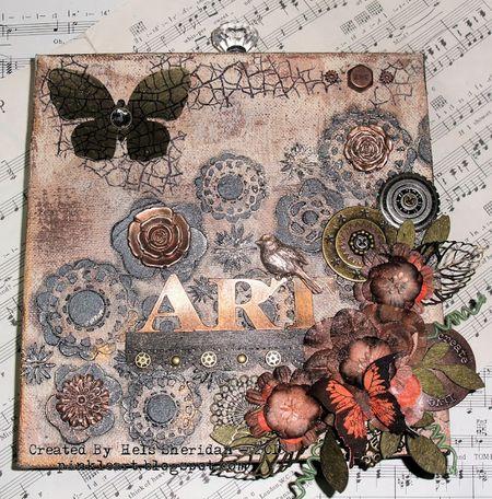 Crackle+Stamp+Canvas