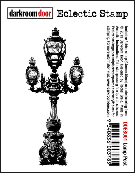 DDES001_EclecticStamp_LampPost