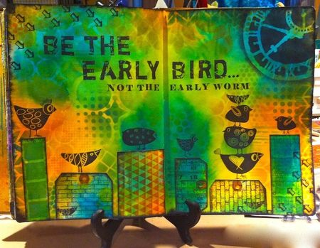 Carved-birds-art-journal